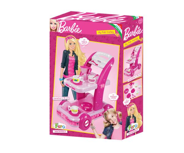 Барби - Количка за кафе